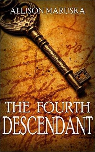 Allison Maruska The Fourth Descendant